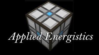 Applied Energistics Tutorial: Grinder