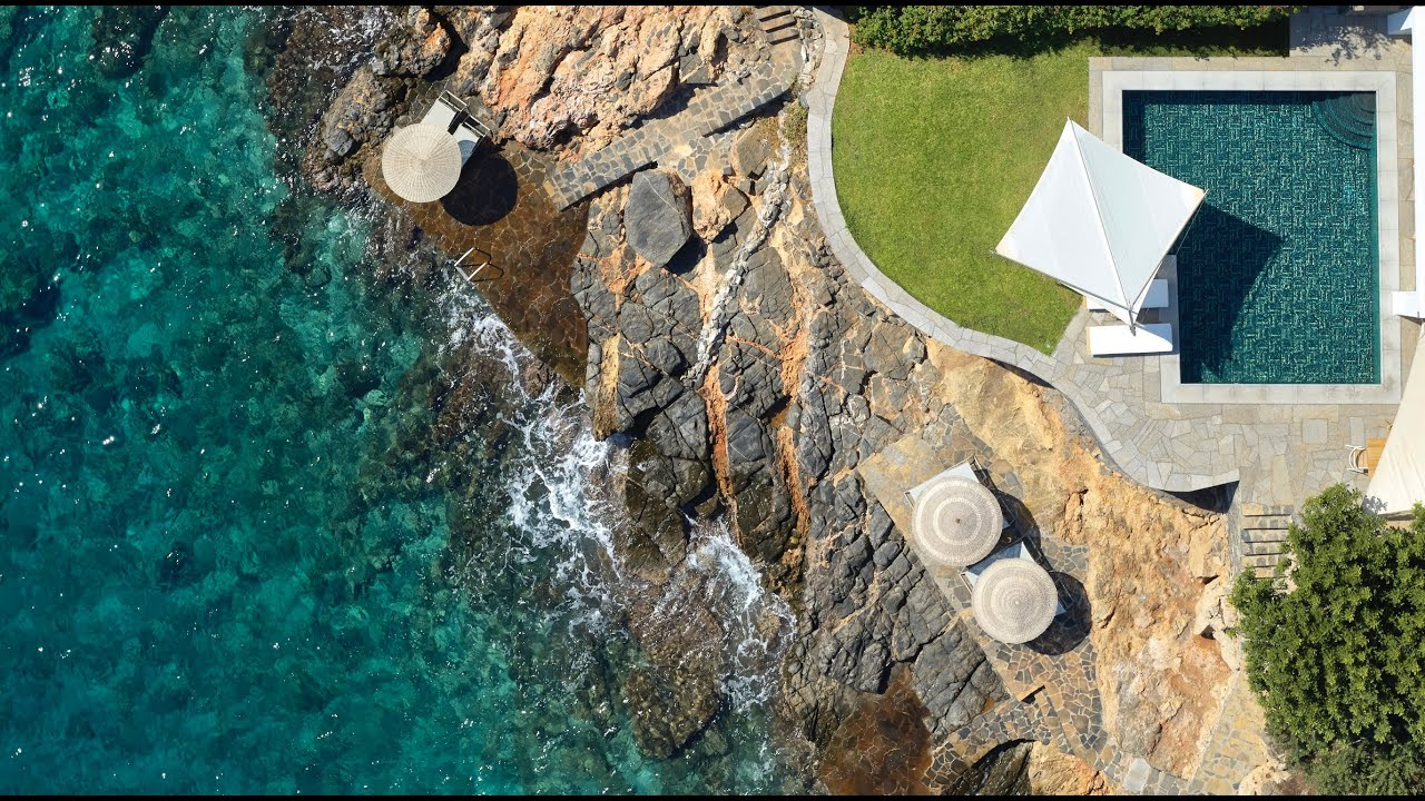 World-class Grecian luxury at Elounda Peninsula