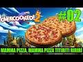 OVERCOOKED 2 | Mamma pizza, mamma pizza titiriti ririrí