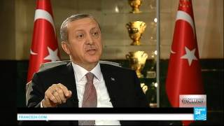 Erdogan à France 24 :