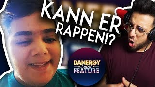 JÜNGSTER Rapper DEUTSCHLANDS!! (Danergy sucht Feature #1)