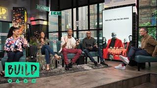 "Jessie T. Usher, Regina Hall, Alexandra Shipp & Tim Story On Their Film, ""Shaft"""