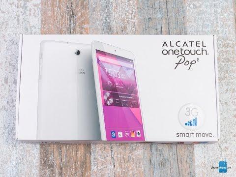 Замена дисплея LCD Alcatel One Touch POP 8