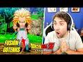 Nueva Misión: FUSIÓN GOTENKS | Dragon Ball Z: Kakarot