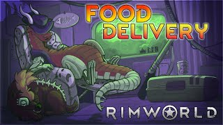 Food Delivery – Rimworld Royalty Gameplay – Let's Play Part 26