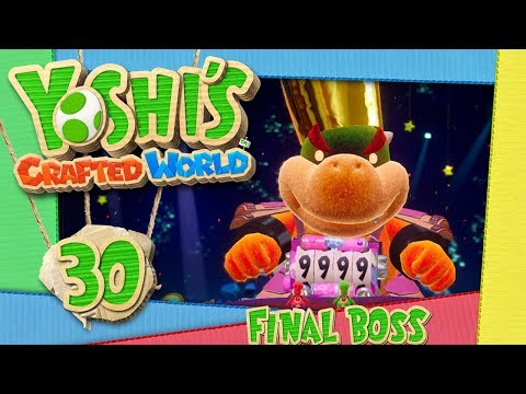 "FINAL BOSS BATTLE mit ""neuer Freundin"" 📦 YOSHI'S CRAFTED WORLD #30"