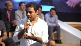 T-Hub Inauguration Speech by Sri K T Rama Rao