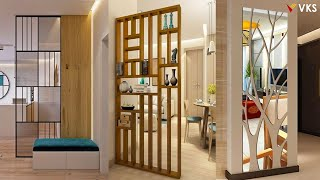 Partition Wall Interior Design Ideas | Room Divider Design |Modern Living Room Wall Partition Design