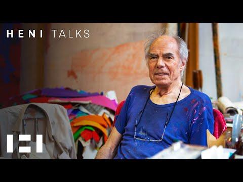 Albert Irvin: 'Colours Of Feeling'
