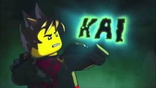 Ninjago! 'The ghost whip' Music Video HD