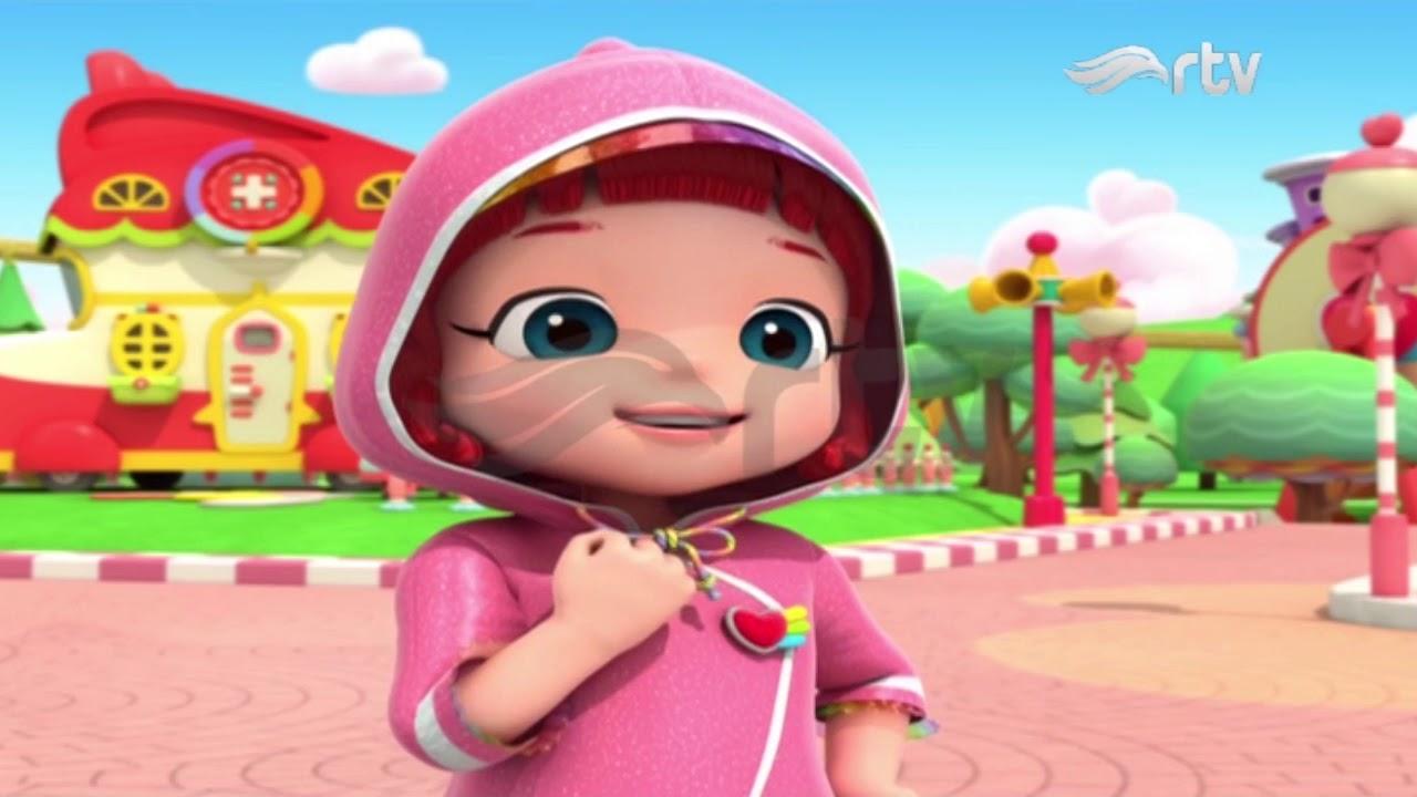 Rainbow Ruby RTV Petualangan Ruby Ranger - YouTube