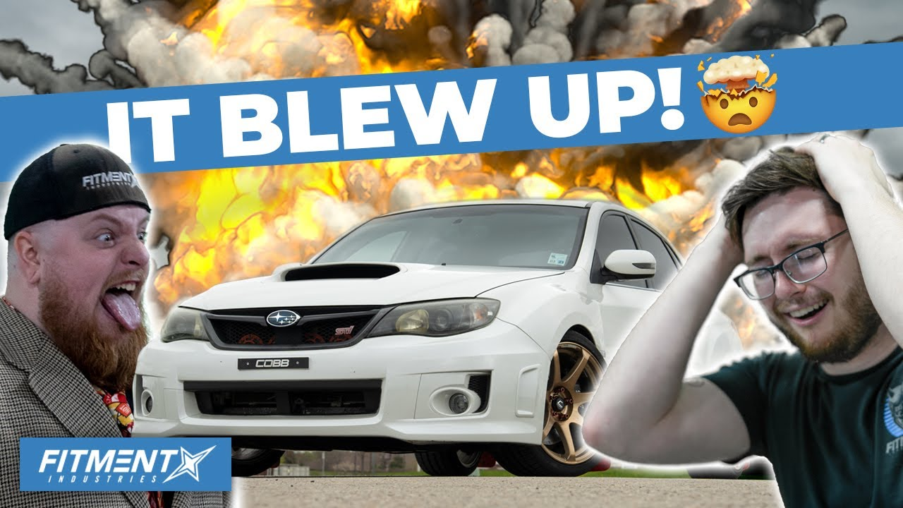 2 BLOWN ENGINES?! Roasting an STI Owner