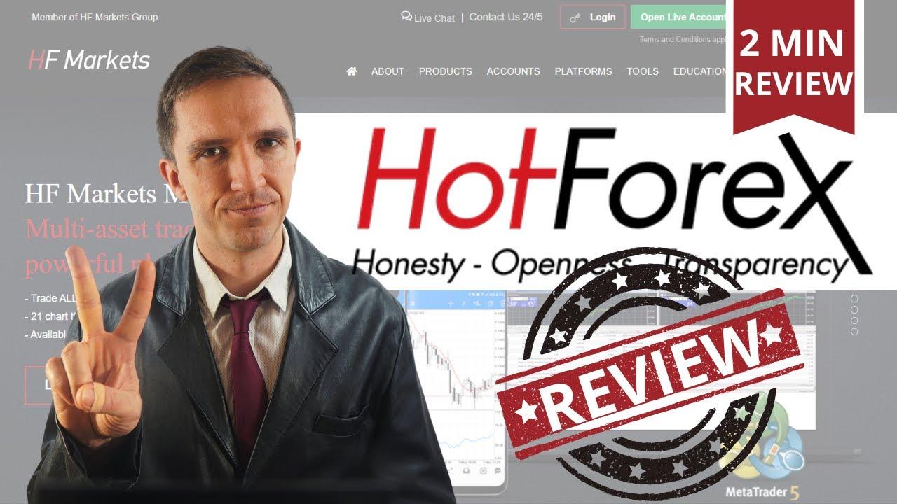 HotForex Review 2 Min Honest Review