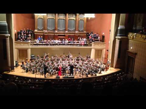 The last of the mohicans - The Orchestra of the Central Military Band of the Czech Republic