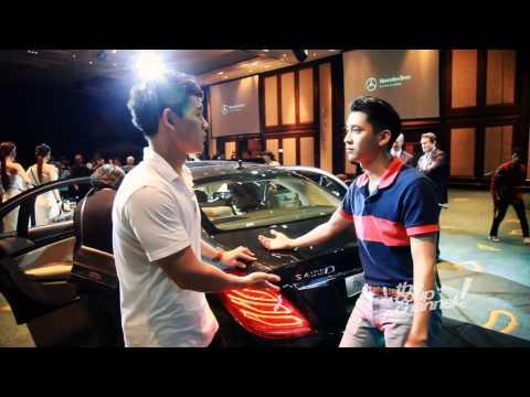 live! : เปิดตัวอลังการ 11 ล้าน Benz S-Class ใหม่