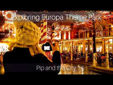 Exploring Europa theme park - A travel guide by Pip and the City