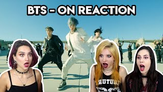 BTS (방탄소년단) 'ON' Kinetic Manifesto Film : Come Prima L ARMY REACTION REAÇÃO