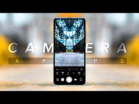 Top 5 Professional DSLR Camera Apps For Android!