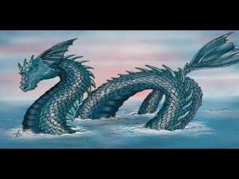 Sea Monsters Documentary - YouTube