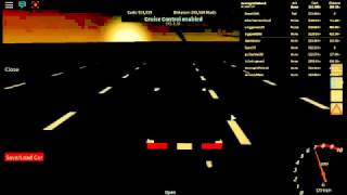 [ROBLOX LIVE] Accelerate V3 | 300,000 miles tutorial. NEW CAR!!! BMW!!