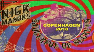 Nick Mason's Saucerful Of Secrets - Copenhagen 2018