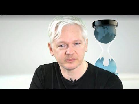 Julian Assange Humanity is doomed with artificial intelligence Wikileaks