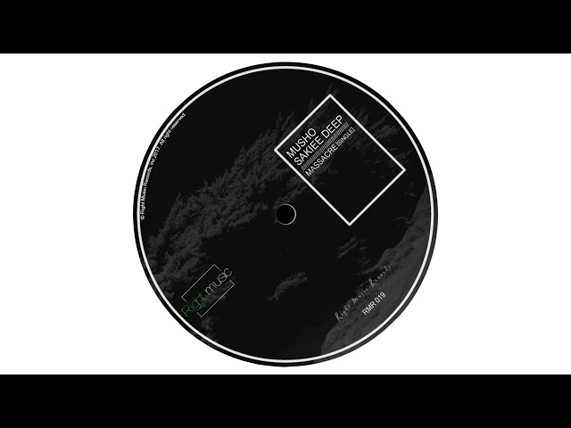 Musho, Sakiee Deep - Massacre (Original Mix) [Right Music Records]