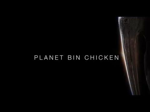 Planet Earth Bin Chicken - Rupert Degas as David Attenborough