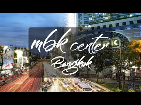 MBK shopping mall, Bangkok – 2018 ( All you need to know )