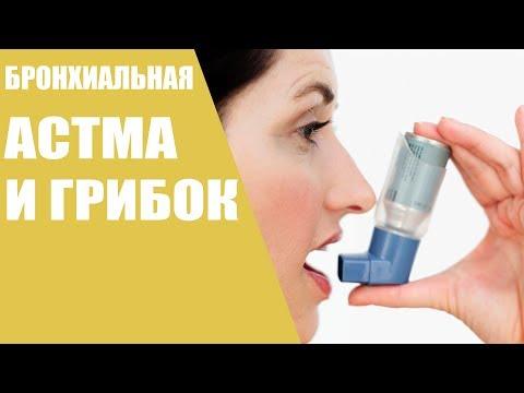Бронхиальная астма и грибок