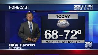 Morning Video Forecast