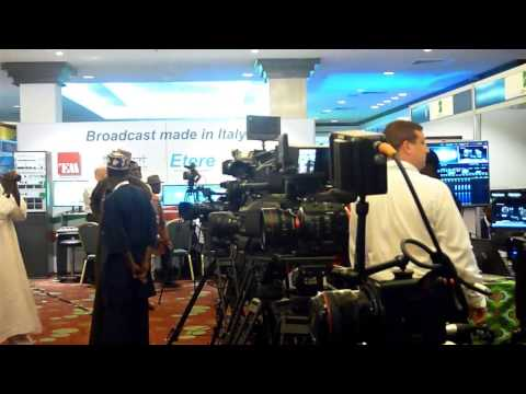 Africast 2016 - Exhibition of Broadcast Content Technology, A Short Video (Abuja)