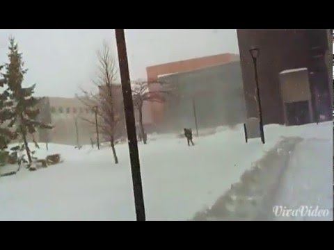 University at Buffalo - UB Winter 2015