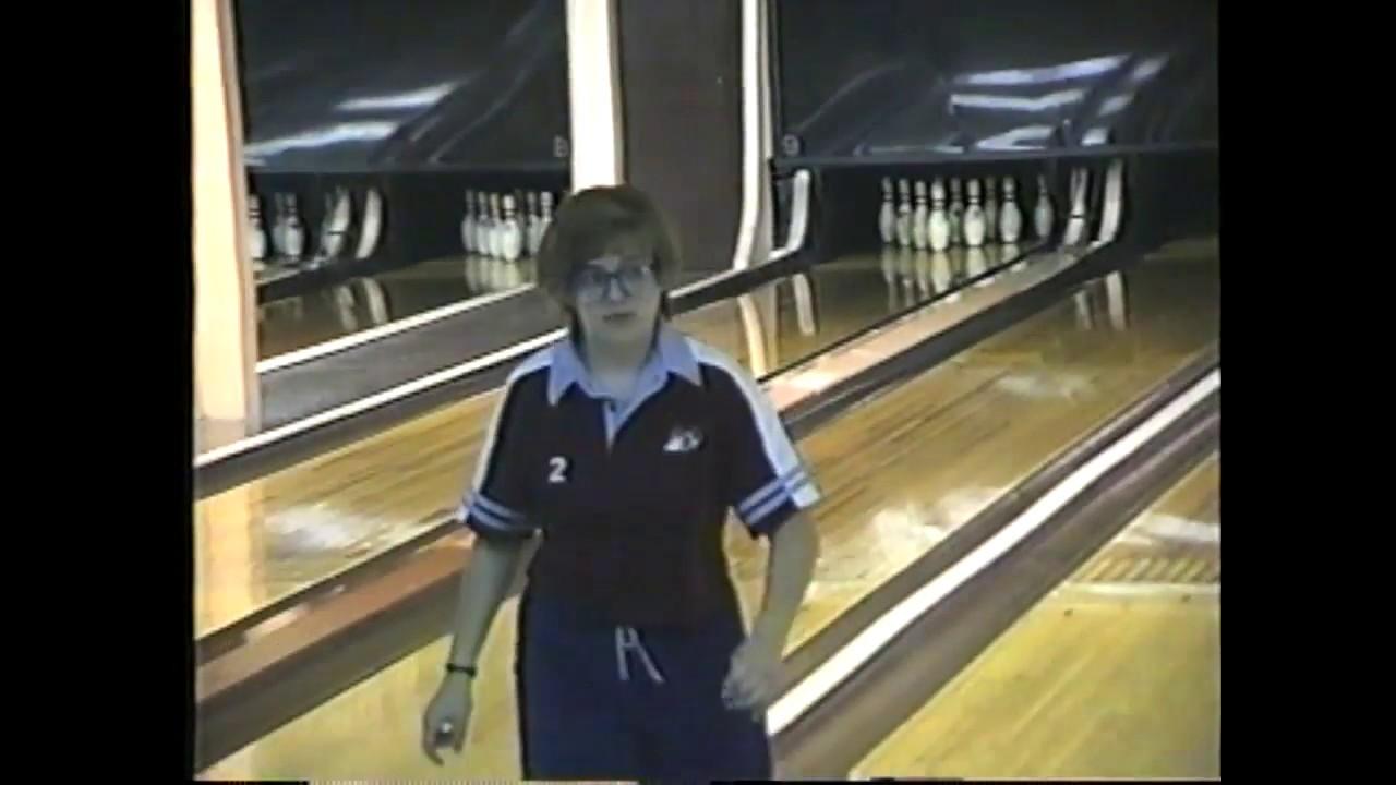 NCCS - Ticonderoga Girls Bowling  2-24-93