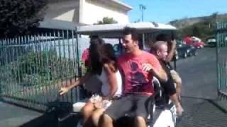 Kevin Jonas w/ Danielle @ Chula Vista, California - Cricket Wireless