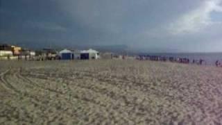 La bellissima spiaggia di San Ferdinando (RC)