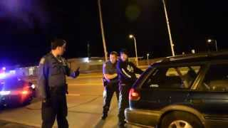 Ademo Freeman Arrested During Headlight Prank