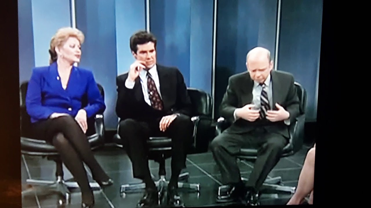 Download Racist Politician on Murphy Brown