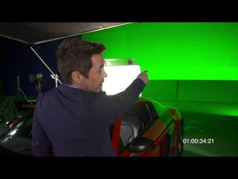 IRON MAN 3 SUPER BOWL TV SPOT Clip Throw On Vimeo
