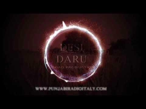 Desi Daru Remix Punjabi Radio Italy 2016