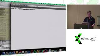 Deploying NGINX with Docker: Rick Nelson @nginxconf 2014