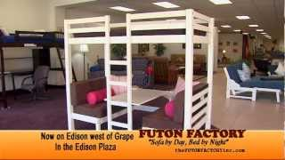 Futon Factory Bunk Beds At New Store On Edison Rd, Mishawaka
