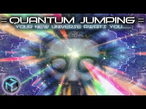 ✧QUANTUM JUMPING INTO Altered States Of Consciousness✧Self Realize| Binaural Beats Meditation Theta