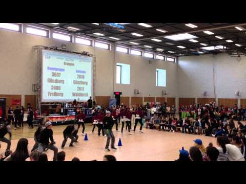 I.D. Remix Süddeutsche Meisterschaft Freiburg 2012