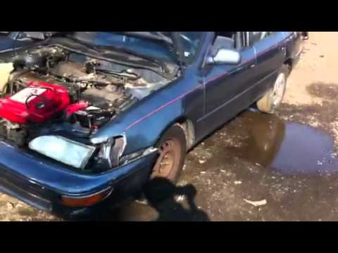 1994 toyota corolla FOR PARTS