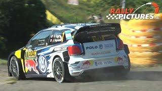WRC ADAC Rallye Deutschland 2015 Shakedown (HD) thumbnail