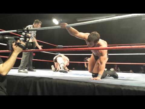 NYWC Presents Draw The Line The Big O VS Tony Nese 11.30.2013