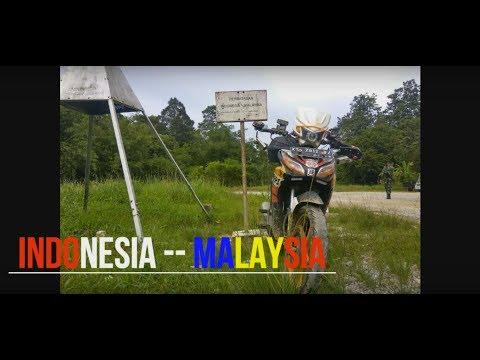 Dari Penajam Paser Utara - Menuju Perbatasan Negara INDONESIA-MALAYSIA