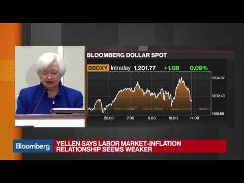 Janet Yellen Reflects On Lesson Learned From Crisis - 15 Oct 16  | Gazunda
