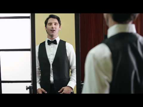 How to Put on a Tuxedo